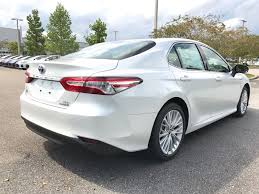new 2018 toyota camry hybrid xle 4dr car in tallahassee u002135