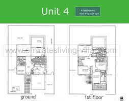 the meadows floor plans emirates living