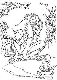 timon and pumbaa coloring pages kids coloring