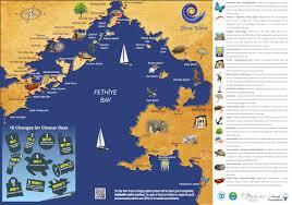 Map Writer Blue Wave Sustainable Sea Tourism Project U2013 Mavi Dalga Projesi