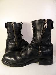 s fall boots size 12 vintage mens leather jump boot size 12 12 5 black