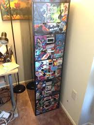 Comic Book Storage Cabinet Comic Book Storage Cabinet Plans Alanwatts Info