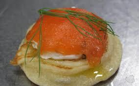 canape saumon recette canapé saumon fumé économique et rapide cuisine étudiant