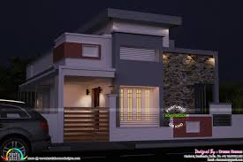 small modern home with blueprint kerala home design and floor plans