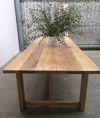 Reclaimed Timber Dining Table Best 25 Recycled Timber Furniture Ideas On Pinterest The Timber