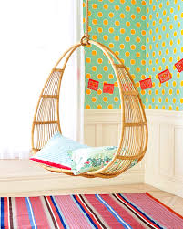 bedroom glamorous indoor hanging chairs for bedroom cool chair