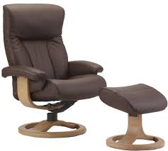Ergonomic Reading Chair Ottoman Exquisite Wt Leather Chair And Ottoman Hamilton Classic