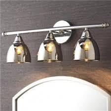 Chrome Bathroom Vanity Lighting Bathroom Vanity Lights Chrome Foter