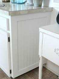 Beadboard Kitchen Cabinet Doors Adding Bead Board And Molding To My Cabs Like This Beautiful