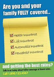 insurance response targeted marketing