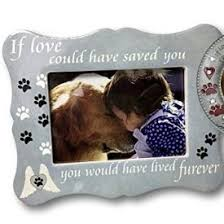 pet memorial gifts pet memorial gifts if could saved you keepsake picture