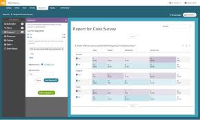 data analysis sample report best survey reporting tools surveygizmo s powerful reporting