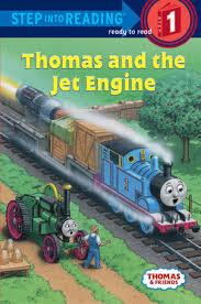 step reading thomas friends thomas jet engine