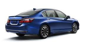 honda accord performance the honda accord hybrid returns in 2017 with segment leading