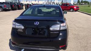 lexus hs for sale 2010 lexus hs 250h hybrid youtube