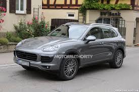 Porsche Cayenne Facelift - 2015 porsche cayenne ferrari 458m new volvo xc90 u0027s interface