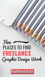 Places To Find Freelance Graphic Design Work - Graphic designer work from home