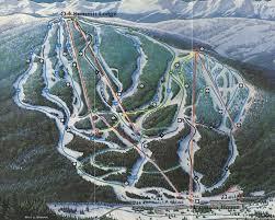 Vail Village Map Old Ski Maps Curbed Ski
