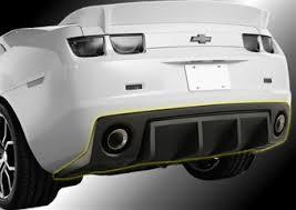 2010 camaro rear diffuser 2011 2012 2013 camaro havoc rear diffuser carbon fiber