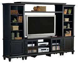Modern Wall Units And Entertainment Centers Amazon Com Hillsdale Grand Bay Small Entertainment Wall Unit