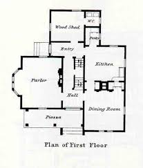 projects idea of 13 small victorian home floor plans classic 1
