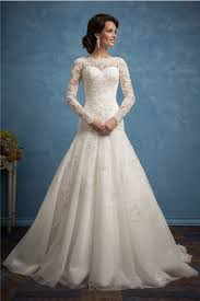 high wedding dresses trumpet high neck sleeve tulle lace wedding dress with buttons
