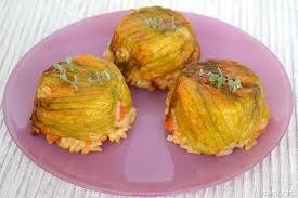 ricette con fiori di zucchina al forno timballini di riso alla zucca ricetta timballini di riso alla