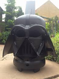Custom Metal Fire Pits by Check Out These Star Wars Character Inspired Fire Pitts U2014 Geektyrant