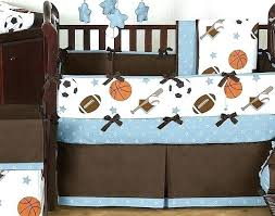 Baby Boy Sports Crib Bedding Sets Baby Boy Sports Crib Bedding Sets Liftechexpo Info