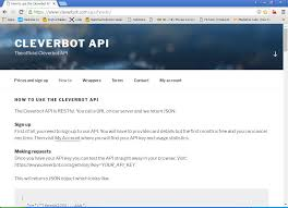 cleverbot apk talk to and artificial intelligence chat using cleverbot 14