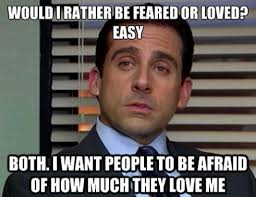 Office Boss Meme - why the office is stale steve carell crushes and celebrity