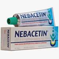 Salep Luka nebacetin ointment skin and eye ointment obat generik asam urat