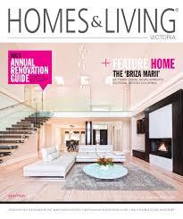 victoria digital april may 2012 by homes u0026 living magazine h u0026l