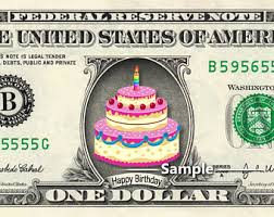 money cake etsy