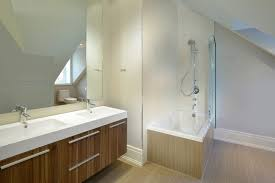 toronto modern bathroom vanity contemporary with floating shower