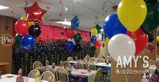 kids birthday balloon delivery kids birthday party balloon decorations manhattan