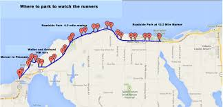 Elevation Map Of Michigan by Course Info Charlevoix Marathon