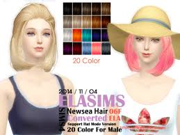 sims 4 hair cc maygamestudio sims 4 hair for female support love 4 cc finds
