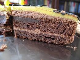 best ever rich chocolate fudge cake recipe genius kitchen