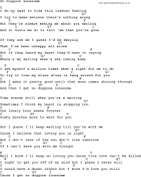 Youtube Best Resume by Johnny Cash Song So Doggone Lonesome Lyrics And Chords