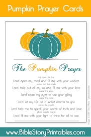 Halloween Party Invite Poem Free Pumpkin Prayer Cards Use These For Outreach During Harvest