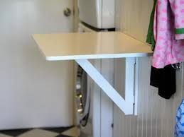 Photo Of Wall Mounted Folding Laundry Table Laundry Table Wall