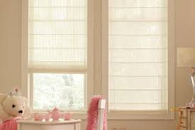 Retractable Window Blinds Roller Roman Shades U2013 Designer Shades Lafayette Interior Fashions