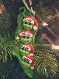 two peas in a pod ornament ornamental memories 4tunate
