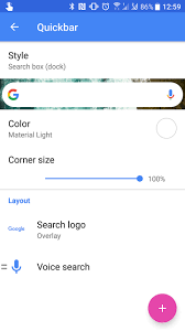 action launcher gains pixel 2 style search bar in latest update