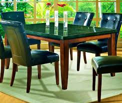 Granite Conference Table Appealing Steve Silver Black Granite Bello Top Dining Table