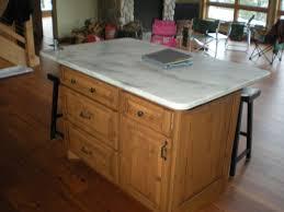 Kitchen Island Marble Islands Amp Carts Barrelson Kitchen Island With Black Granite Top