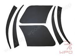 porsche 944 logo chip protection stonechip foil guard stickers for porsche