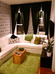 Efficiency Apartment Decorating Ideas Photos by Curtains Curtains For Small Apartments Decorating Big Design Ideas