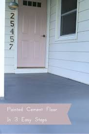 the 25 best painting cement ideas on pinterest paint cement